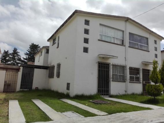 Casa En Renta En La Trinidad Tepehitec, Tlaxcala