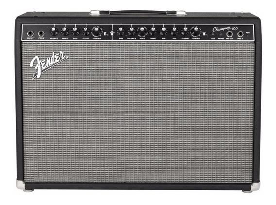 Fender Amplificador Guitarra Champion 100 Watts Combo 2x12