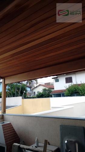 Imagem 1 de 26 de Apartamento Cobertura Em Vila Valparaiso - Santo André - 4250