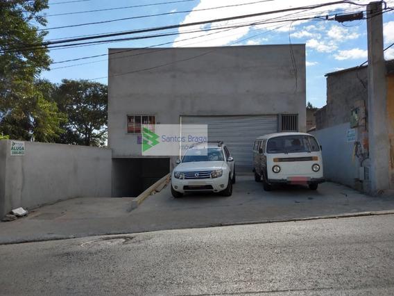 Galpão/pavilhão Para Alugar No Bairro Jardim Ipanema (zona - 602-2