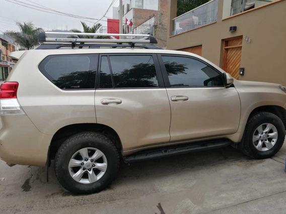 Toyota Land Cruiser Prado 2013 - Comodísima