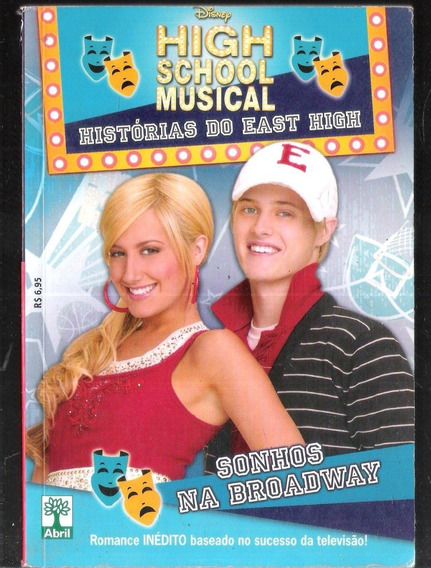 High School Musical - Histórias Do East High - N. B. G 1060