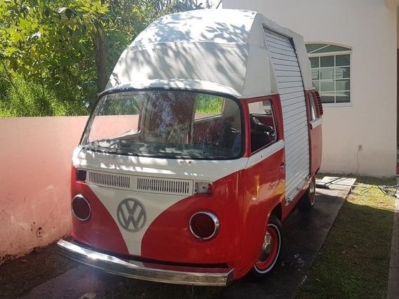 Volkswagen Combi Combi Para Negocio