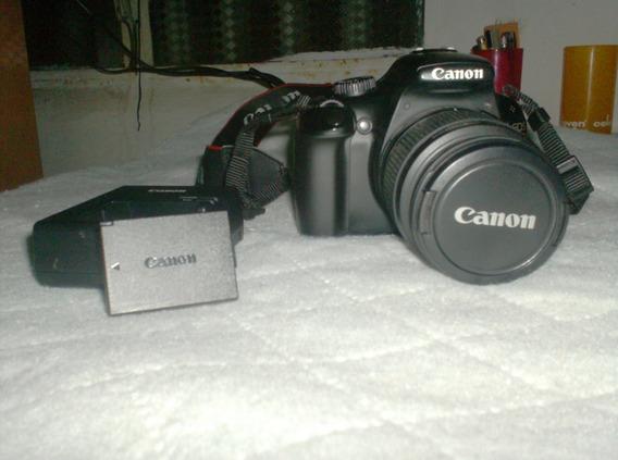 Camara Profesional Canon Rebel T3