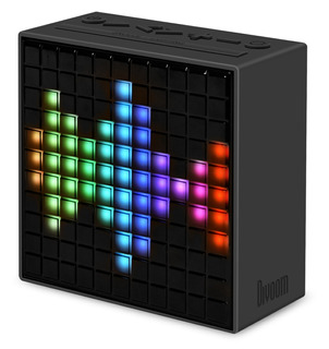 Parlante Bluetooth Smart Led Programable Divoom 5 Watts T