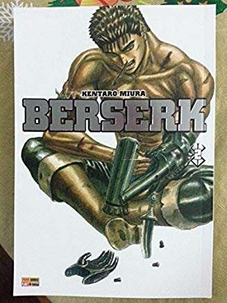 Berserk Nº 2 Kentauro Miura