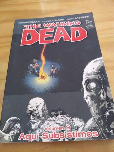 The Walking Dead 9 - Kirkman - Adlard - Rathburn - Ovni - U