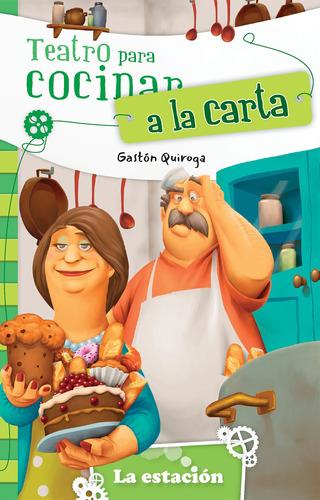 Imagen 1 de 1 de Teatro Para Cocinar A La Carta - Estación Mandioca -