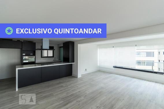 Apartamento No 3º Andar Com 3 Dormitórios E 3 Garagens - Id: 892806108 - 106108