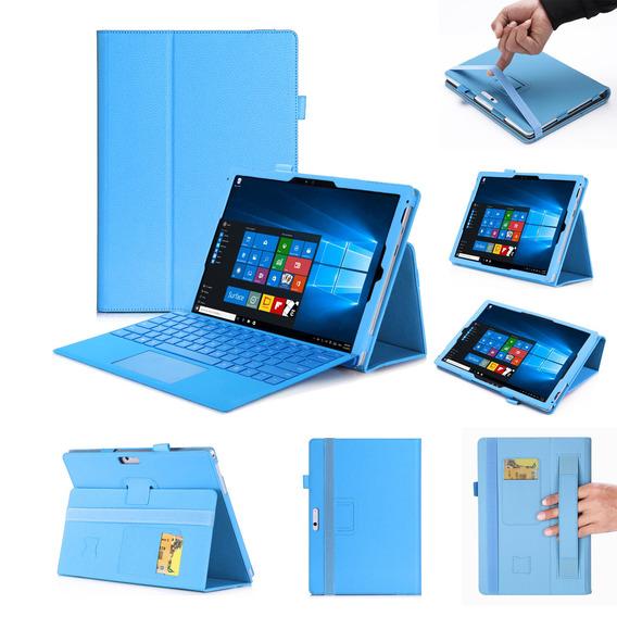 Protetor Frente Da Microsoft Tablet Azul