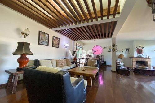 Imagem 1 de 30 de Exelente Casa À Venda, 228 M² Por R$ 1.400.000 - Quinta Da Barra - Teresópolis/rj - Ca0400