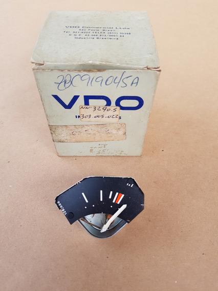 Indicador De Combustível Vw Santana Vdo Novo Original