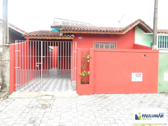 Casa Com 2 Dorms, Vera Cruz, Mongaguá - R$ 150 Mil, Cod: 827736 - V827736