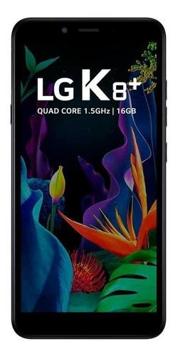 Celular Smartphone LG K8 Plus Lmx120 16gb Prata - Dual Chip