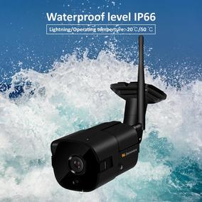 Camera Ip Jennov Full-hd 1080p Wifi 2mp Com Audio