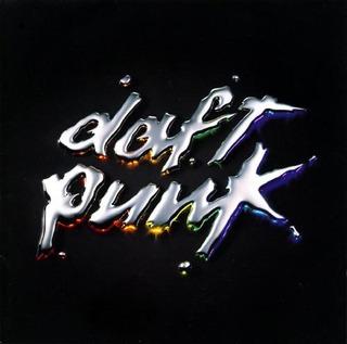 Daft Punk - Discovery Vinilo Nuevo Y Sellado Obivinilos