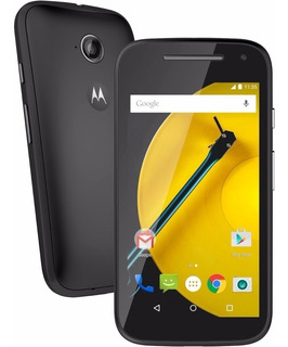 Motorola Moto E2 Greenfono Negro 8 Gb Envio Gratis