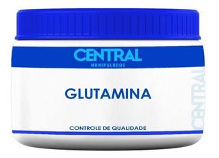 L-glutamina Em Pó 300g