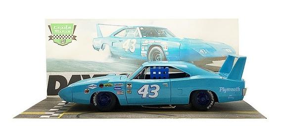 Nascar Plymouth 43 1970 Customizado Escala 1/24