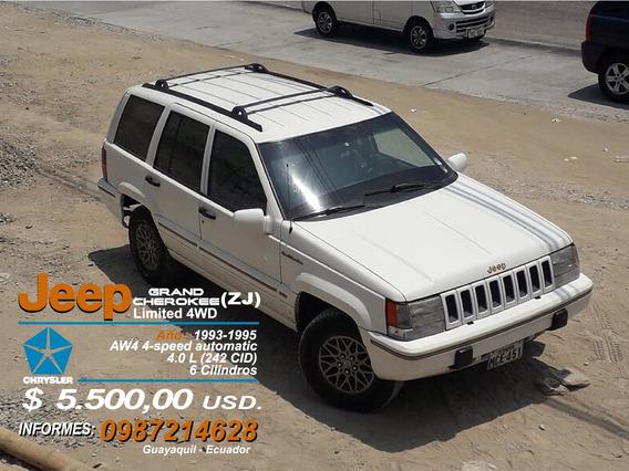 Gran Cherokee Limited 1993