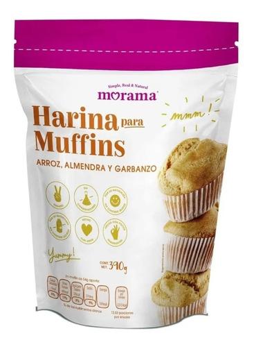 Harina Muffins Veganos Morama Ideal Dieta Keto - Fralugio