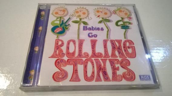 Babies Go Rolling Stones - Cd 2005 Nacional Ex