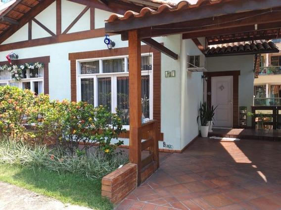Casa Em Condomínio 3 Dormitórios À Venda, 134 M² Por R$ 870.000 - Santa Rosa - Niterói/rj - Ca0233