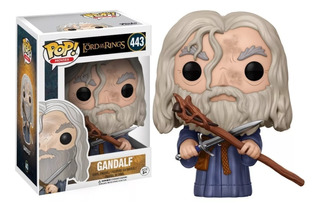 Funko Pop 443 Gandalf The Lord Of The Rings Playking