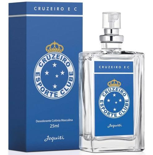 Deo Colônia Jequiti 25ml Série Times De Futebol Perfume