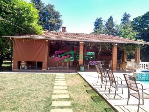 Imagem 1 de 29 de Chácara Em Taquari - Leme - 4484