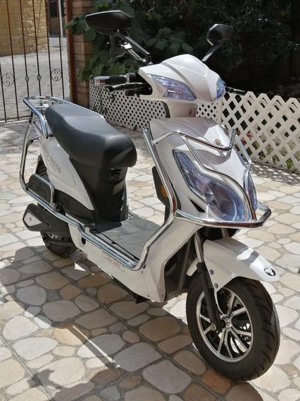 Eco-moto Super Sport Golovolt 2f1