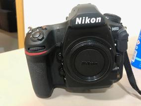 Nikon D850 45.7 Mp Dslr Camera (corpo) Usada