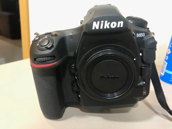 Nikon D850 45.7 Mp Dslr Camera (corpo) Usada