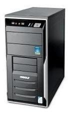 Cpu E8400 3.0 4gb Hd 500 + Monitor 19 Placa De Video 1
