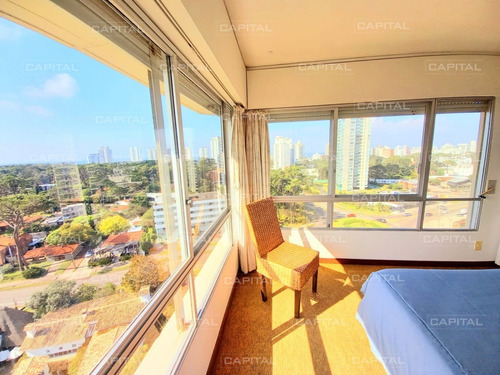 Apartamento En Punta Del Este Venta Dos Dormitorios- Ref: 30961