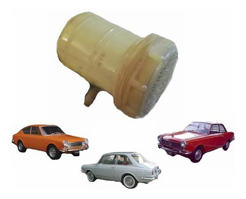 Deposito Liquido De Frenos Original Fiat 1500 Berlina Coupe