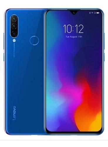 Smartphone Lenovo K10 Note Azul 4 64 Pronta Entrega