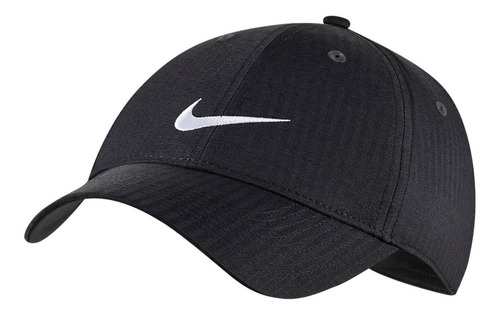 Imagen 1 de 6 de Gorra Nike Legacy 91 Negra Regulable   The Golfer Shop