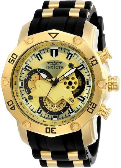 Relógio Ytr7890 Invicta Pro Diver 23427 Vd53- Envio Imediato