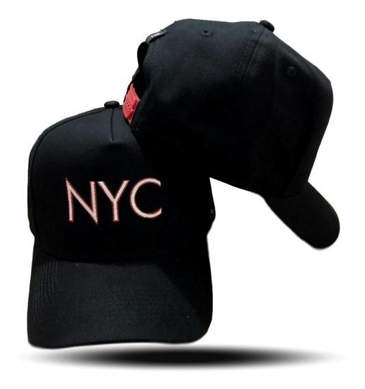 Boné Nyc New York City High Life Hype Premium Mod.7
