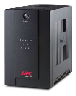 Apc Ups 700va 230v Con Regulador Voltaje - Stand Office