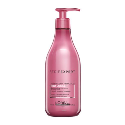 Imagem 1 de 10 de Shampoo L'oréal Professionnel Serie Expert Pro Longer-500 Ml
