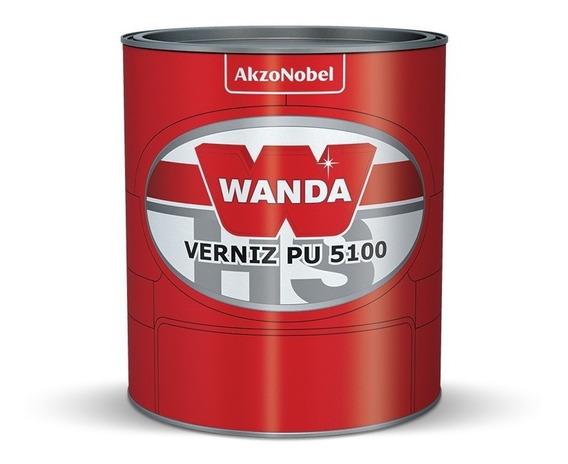 Wanda Kit Barniz 5100 750ml + Endurecedor 3093 150ml