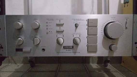 Pioneer A-80 Amplificador Vintage - Made Japan
