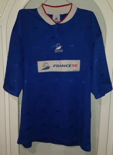 Jersey Selecion De Francia 1998 Conmemorativo Talla Xl