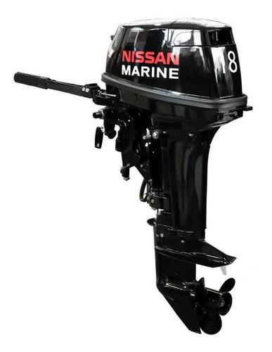 Motor Fuera De Borda Nissan Marine 18 Hp 2 Tiempos