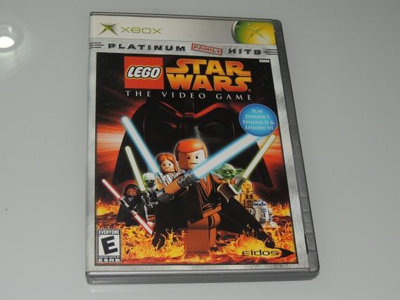Lego Star Wars Original Completo Xbox Classico
