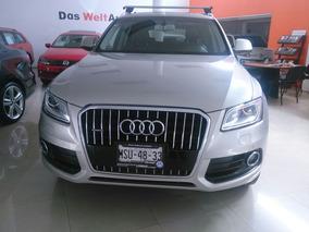 Audi Q5 Elitte Quatro Tiptronic 2013 Plata Cuvee