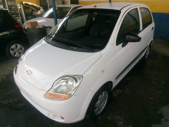 Chevrolet Matiz 2010, Estandard