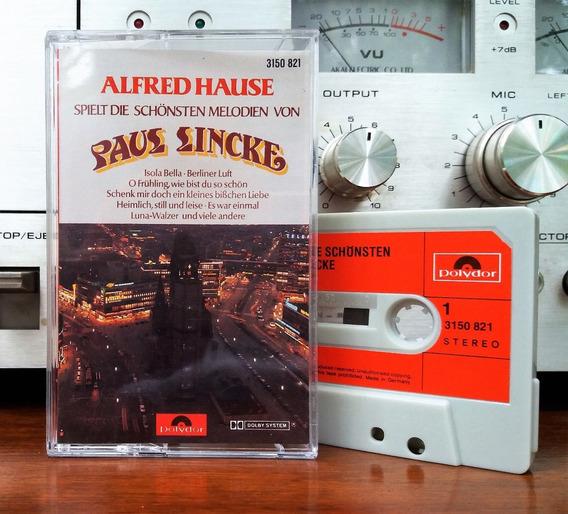 Alfred Hause Spielt Die Schönsten Melodien Cassette@